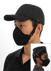SKILD Series FC5 Face Covering (6 Pack) - side view