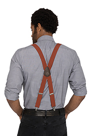 Pant Suspenders: Solid Color
