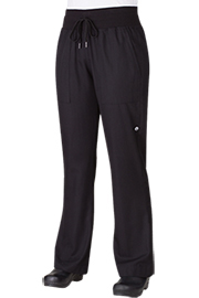 Womens Comfi Pants: Black