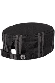 Presidio Cool Vent™ Beanie: Black/Gray