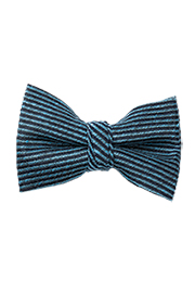 Bow Tie: Blue stripe