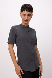 Womens Seersucker Shirt