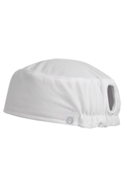Womens Total Vent Beanie: White