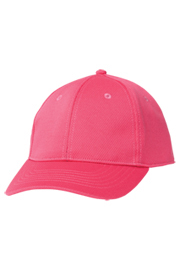 Cool Vent Color Baseball Cap: Berry